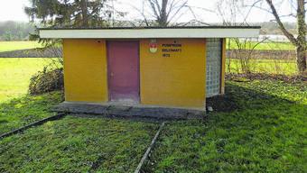 Per Ende 2021 soll das Quellwasserpumpwerk Erlismatt in Eggenwil aufgehoben werden.