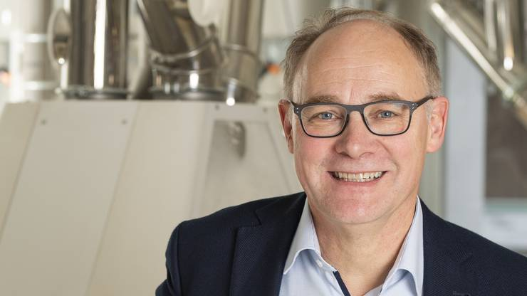Hansjörg Knecht, Ständerat SVP
