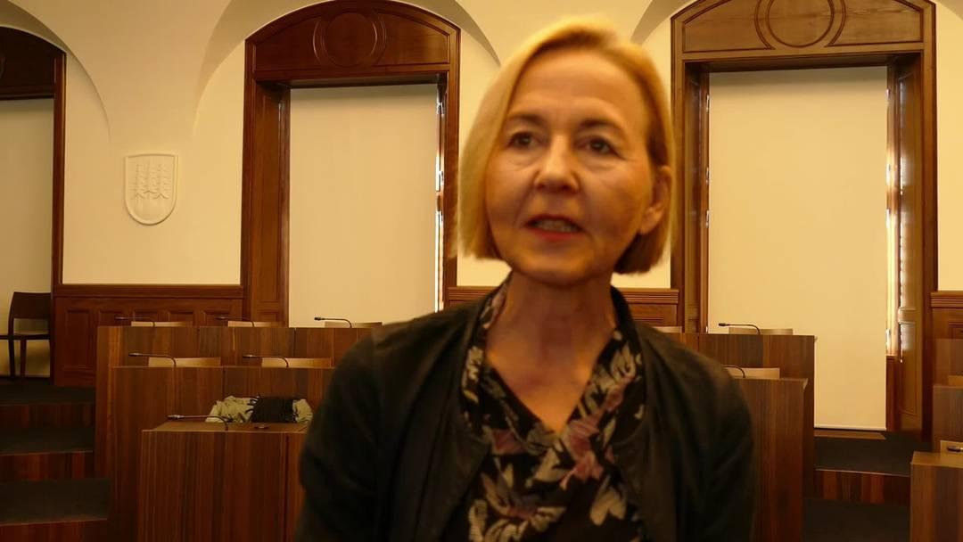 Susanne Schaffner: «Die Regierung wird schauen, was wegen der Unterstützung der Kitas gemacht werden kann»