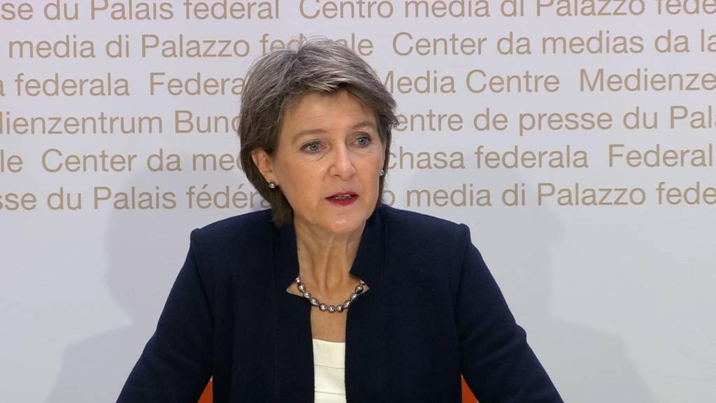 Bundesrat will Massnahmen schweizweit verschärfen