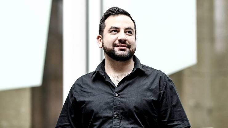 Kerem Adigüzel will mit der offenen Moschee jungen Muslimen eine Alternative bieten.