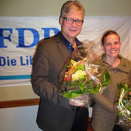 Mit Barbara Voser als Gemeinderätin und Markus Hegglin als Mitglied der Schulpflege kann die FDP Oberrohrdorf den Stimmberechtigten hervorragende Kandidaten zur Wahl am 14. Juni vorschlagen.