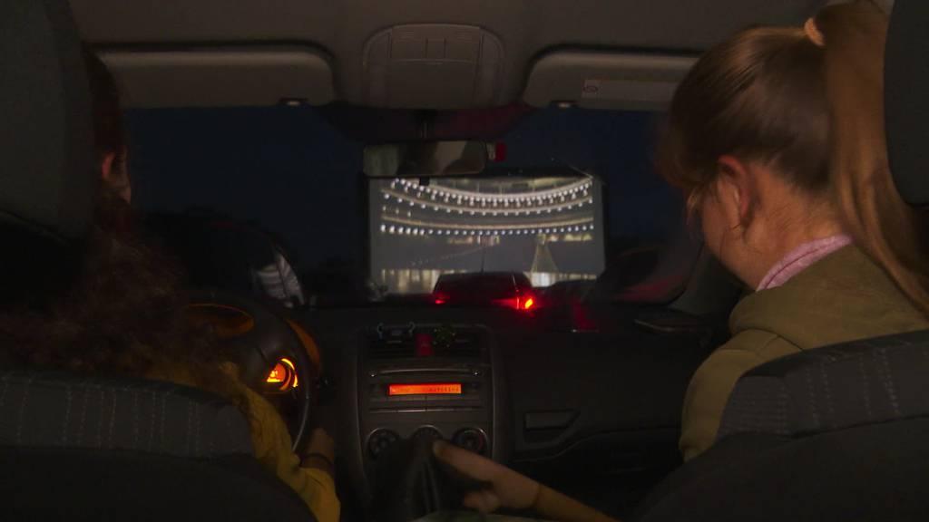 Amerikanisches Flair: FM1-Autokino in Altstätten