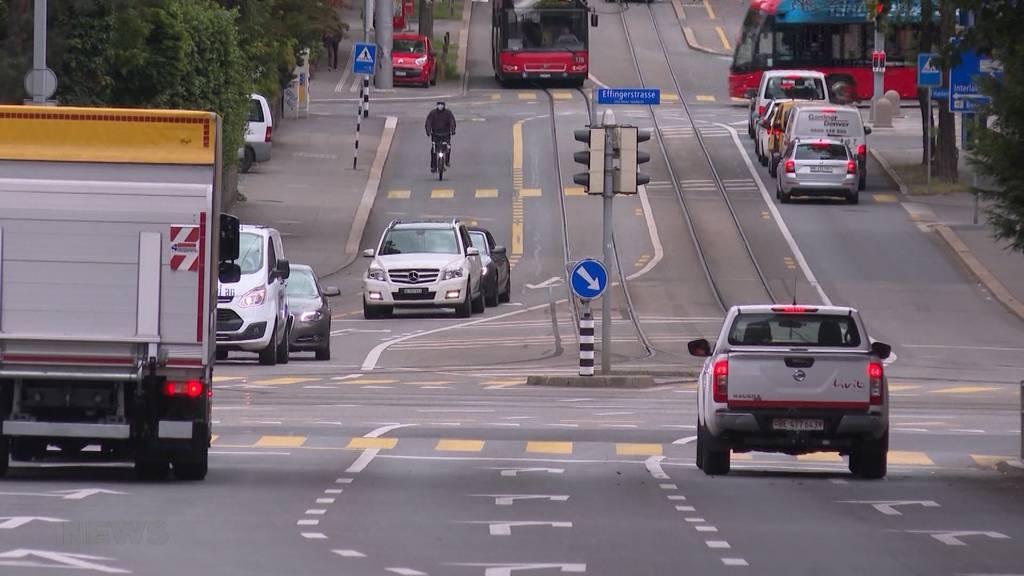 Pilot-Projekt in Bern: Autofahrer sollen zu Stosszeiten mehr bezahlen