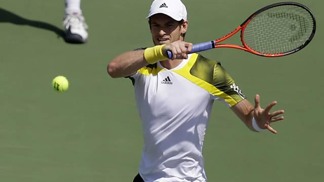 Neue Weltnummer 2: Andy Murray