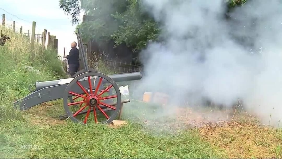 """Jugendfest Lenzburg: """"Jung und alt sind Feuer und Flamme"""""""