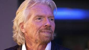 Er will die Festival-Szene revolutionieren: Virgin-Milliardär Richard Branson. (Archivbild)