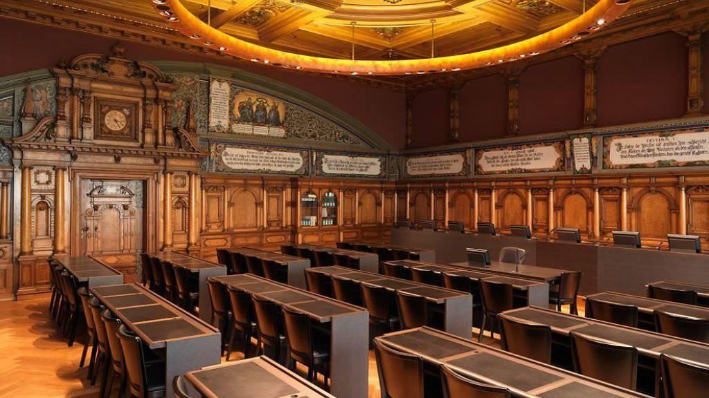 Die Schaffhauser Stimmberechtigten haben am Sonntag ein neues Kantonsparlament gewählt. Die erste Kantonsratssitzung in neuer Zusammensetzung findet im Januar statt.