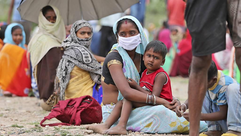 Indien überholt Grossbritannien