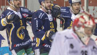 Langenthal gehört nach dem 4:2-Sieg gegen Visp zu den Halbfinalisten in den Playoffs der Swiss League