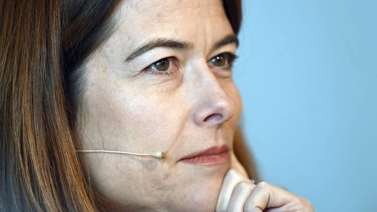 Petra Gössi stellt sich zur Wiederwahl.