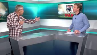 Ruedi Kuhn und Sebastian Wendel über den jüngsten Transfer und das kommende Spiel.