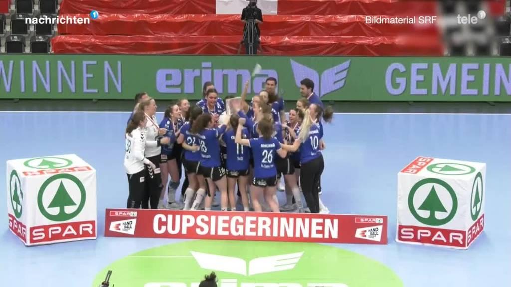 HC Kriens-Luzern verpasst den Cup-Sieg