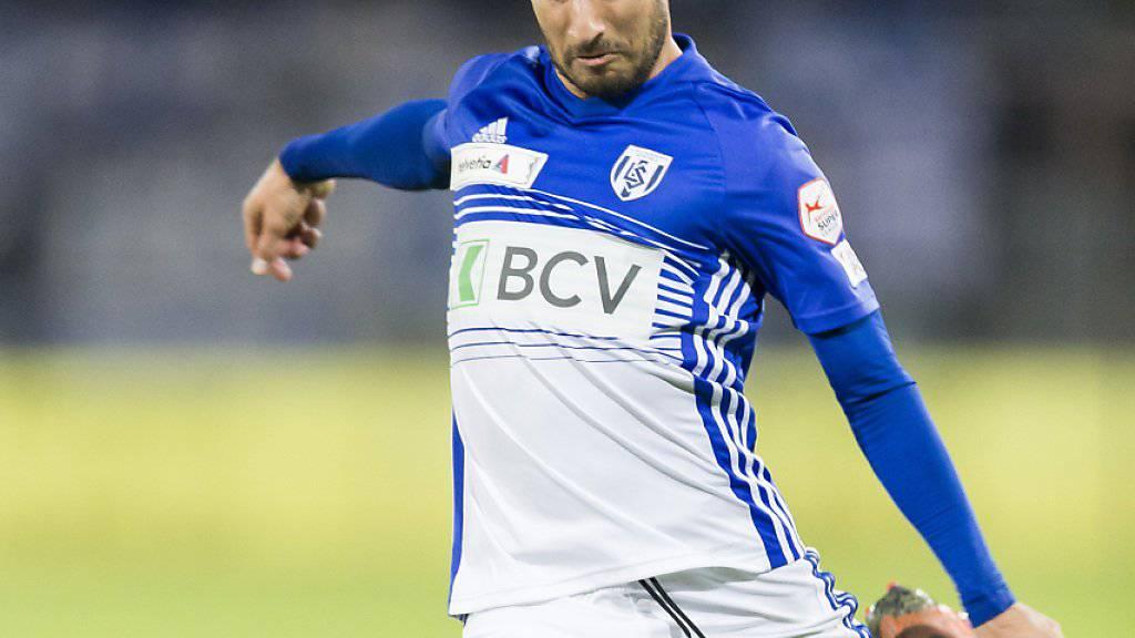 Samuele Campo kehrt von Lausanne-Sport zum FC Basel zurück