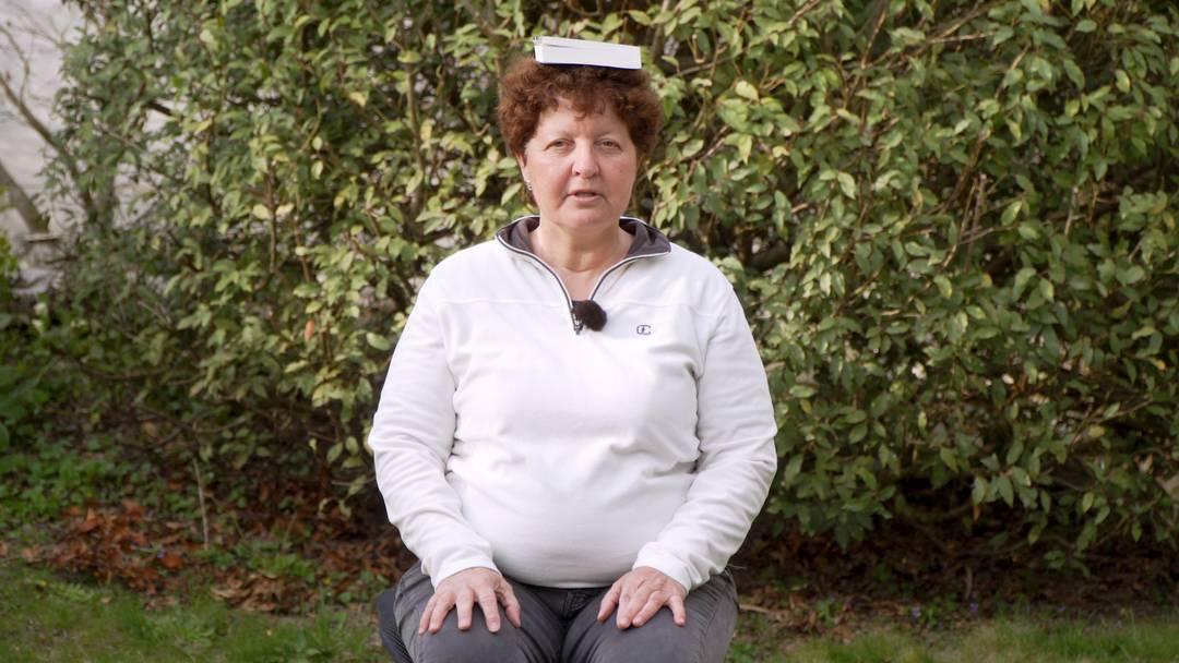 Senioren halten sich fit trotz Quarantäne - Übungen mit Köpfchen