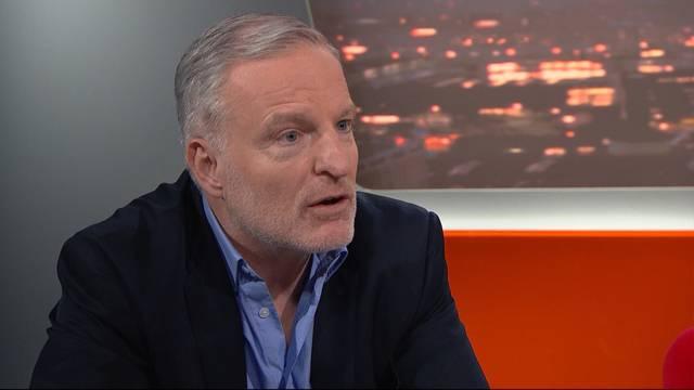 TV-Interview mit Spion Daniel Moser