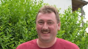 Dieter Imhof tritt mit einem Cabernet Dorsa bei den Baselbieter Staatsweinen an.