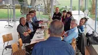 Präsident Herbert Strebel stellt die Aktivitäten des Vereins Erlebnis Freiamt vor und sagt: «Wir unterschätzen uns noch.»