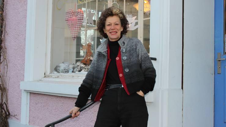 Marguerite Miguel Misteli ist ein politisches Urgestein.