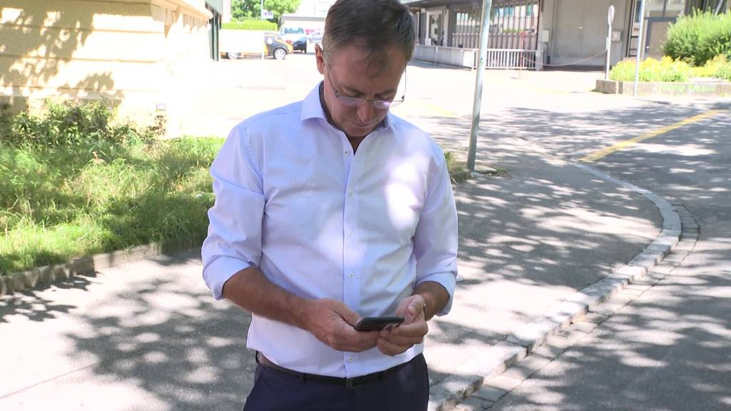 Verzicht: Roland Rino Büchel will nicht SVP-Präsident werden
