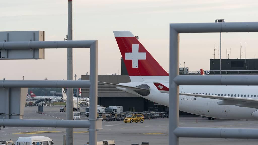Swiss reduziert wegen des Coronavirus auch die Flüge nach Hongkong