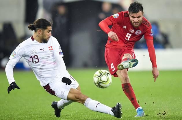 Rodriguez steigt gegen Qazaishvili in den Zweikampf