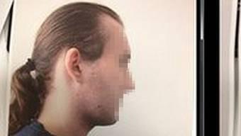 Gemäss der Hotelangestellten habe Kris V. jetzt kürzere Haare.