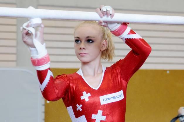 Anja Schwarz aus Gelterkinden wechselte mit 14 Jahren ins Nationale Leistungszentrum in Magglingen.