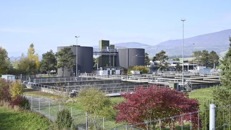 Die Ara Regio Grenchen reinigt das Abwasser von 17 Gemeinden.