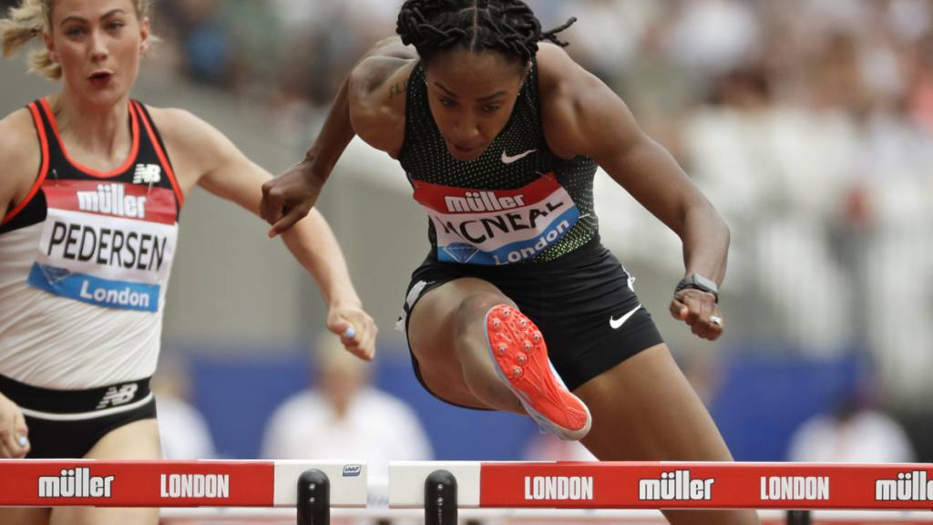 Brianna McNeal wird im Falle einer Bestätigung ihrer Doping-Sperre nicht nur die Olympischen Spiele verpassen, sondern wohl die Karriere beenden müssen