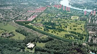 Die Hochhaussiedlung in Basel Ost scheiterte vor vier Jahren an der Urne.