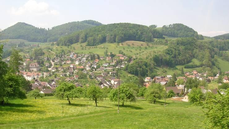 Blick über Reigoldswil. (Archiv)