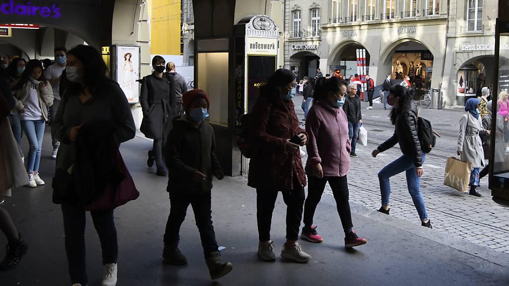 Bundesrat entscheidet über Aufhebung der Maskenpflicht im Freien