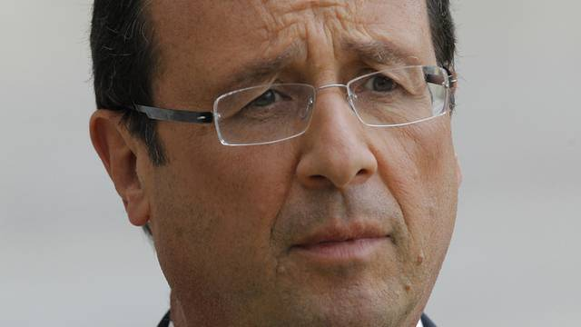 Zentrales Wahlversprechen angegangen: François Hollande (Archiv)