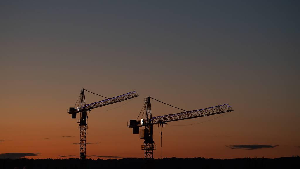 Deutsche Wirtschaft bricht um 10,1 Prozent ein