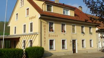 Der traditionsreiche Gasthof «Krone» bleibt definitiv geschlossen. Aus dem Restaurant entsteht eine Wohnung.