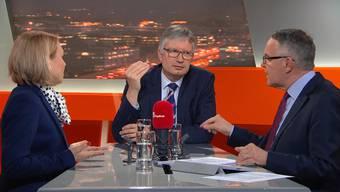 """Der Ständerat will keine Lohngleichheits-Analysen. Die SP-Nationalrätin Yvonne Feri ist entsetzt. Für Roland Müller, den Direktor des Schweizerischen Arbeitgeberverbandes, hingegen, seien Frauen bezüglich Lohn sowieso selten """"echt diskriminiert""""."""