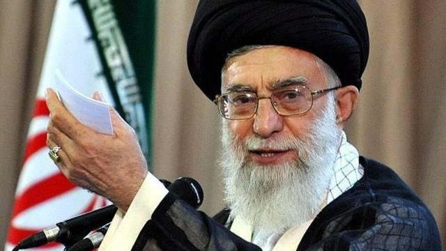 Chamenei schliesst Verhandlungen über das Atomprogramm aus (Archiv)