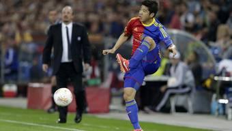 Joo Ho Park: Es war sein Abschiedsspiel vom FC Basel.