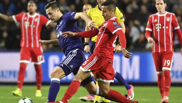 Mit Thiago fällt bei München eine weitere Stammkraft aus