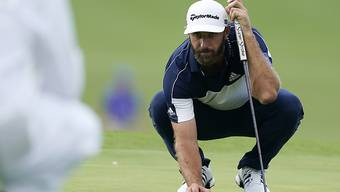 Dustin Johnson strebt am Masters in Augusta seinen zweiten Major-Turniersieg an