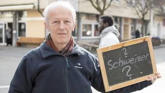 Marc Oestreicher kämpft gegen Racial Profiling.