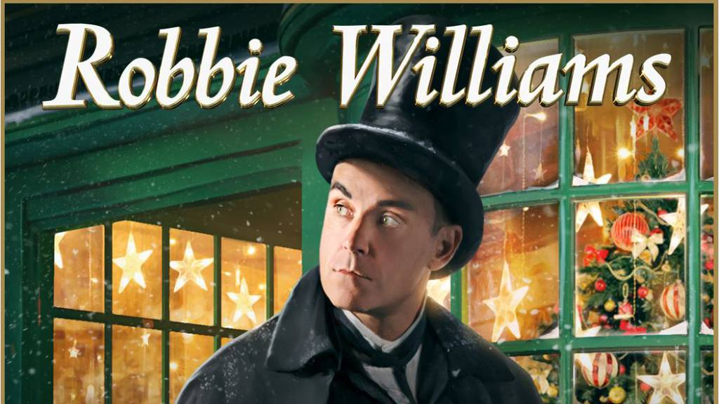 Auf zur «Robbie Williams Christmas Party» in London!