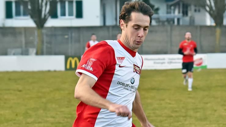 Sacha Stauffer – FC Solothurn