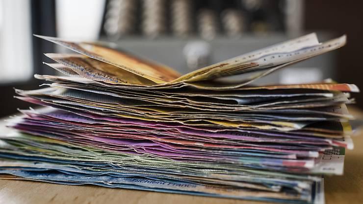 Die Pensionskassen konnten sich finanziell erholen. (Symbolbild)
