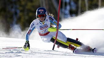 Der Weg zu WM-Gold im Slalom führt über Mikaela Shiffrin