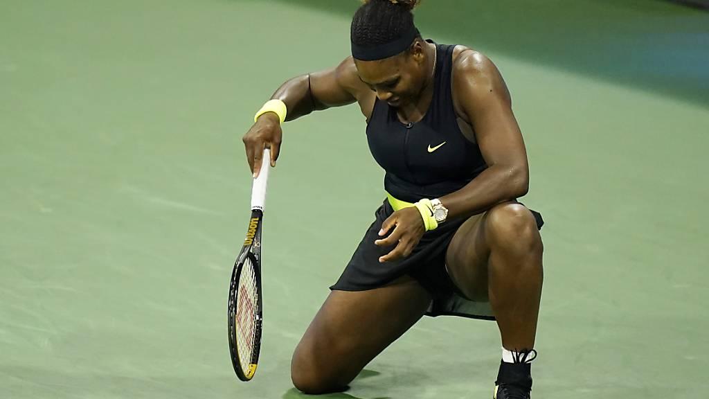 Bittere Niederlage für Serena Williams