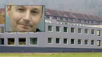 Der 32-jährigen Denis C. ist aus der Klinik Schlosstal in Winterthur ausgebrochen.