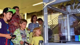 Campus Brugg-Windisch: Tag der offenen Tür