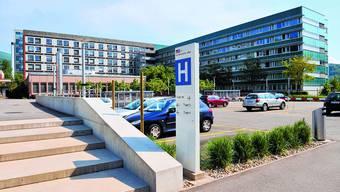 Spital Olten: «Auch die Spitalbauten verteuern die Prämien», sagt Nationalrat Roland Borer.